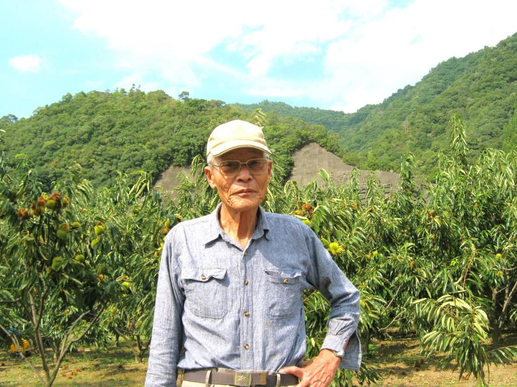 栗農家:芝 和雄さん