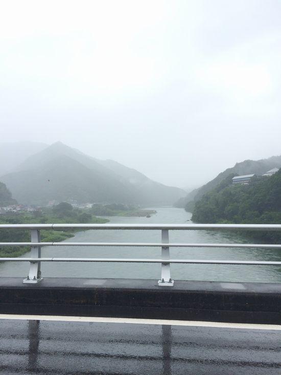四万十川 西土佐大橋