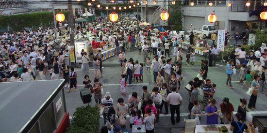 高知県食品団地 大納涼祭