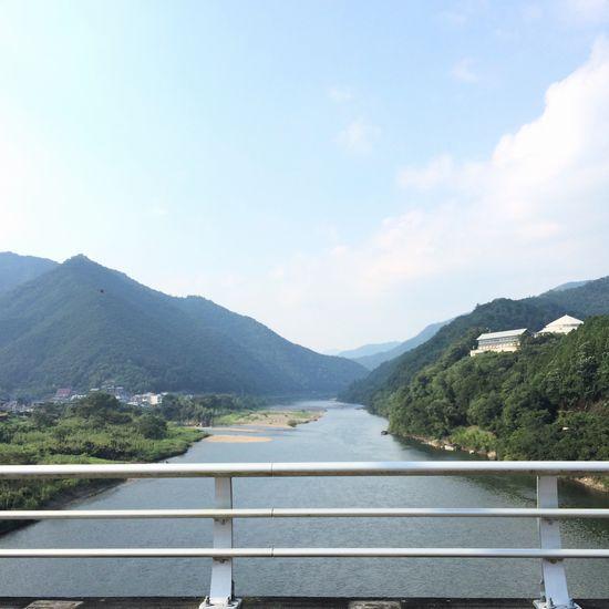 四万十川 最高気温 江川崎